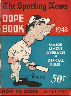 Joe DiMaggio 1948 001