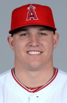 Mike Trout/MLB Photo