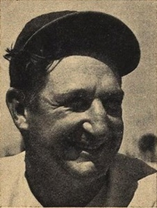 Ernie Lombardi was the National League's Most Valuable Player in 1938.