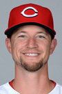 Mike Leake/MLB Photo