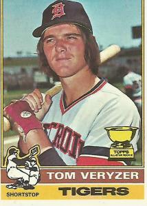 Tom Veryzer 1976 001
