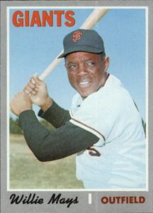 willie mays 1970