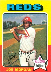 joe morgan 1975