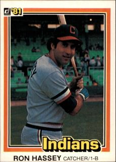 ron hassey 1981