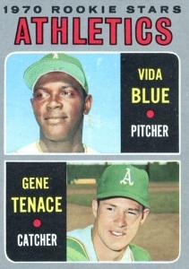 vida blue and gene tenace 1970 crop
