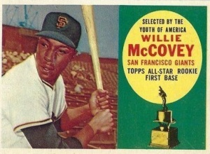 willie mccovey 1960