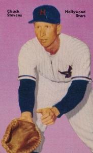 chuck stevens 1952