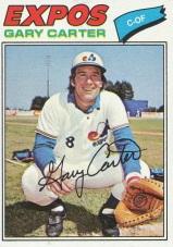gary carter 1977