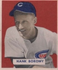 hank bowory 1949