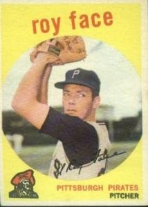 roy face 1959
