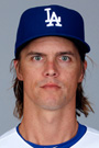 Zack Greinke/MLB Photo