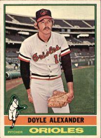doyle alexander 1976