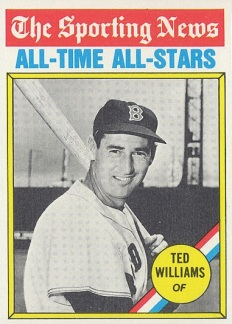 ted williams 1976