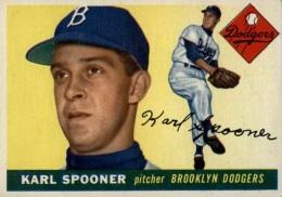 karl spooner 1955