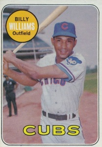 billy williams 1969