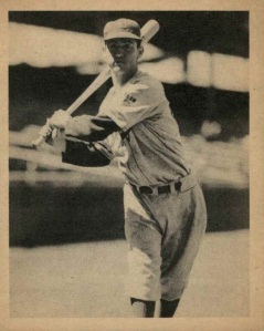 Goody Rosen appeared on this 1939 Play Ball baseball card.