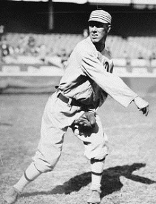 Jack Coombs was 5-0 in six starts in World Series play.